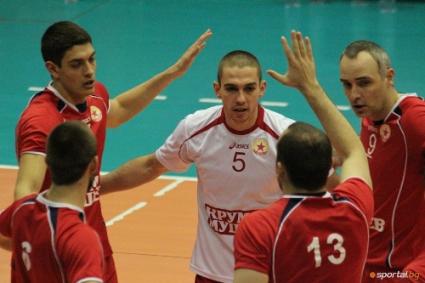 ЦСКА с лесно 3:0 над Славия (ГАЛЕРИЯ)