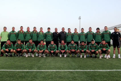Групата на България (U19) за контролата с Украйна
