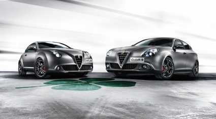 Alfa Romeo Giulietta Quadrifoglio Verde с 240 кс
