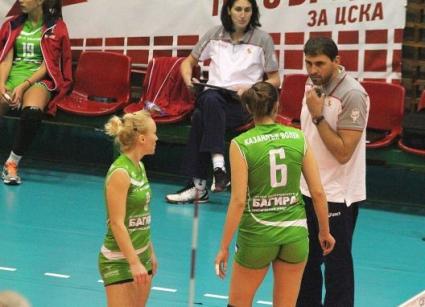Петър Дочев: Казанлък може да победи всеки в България