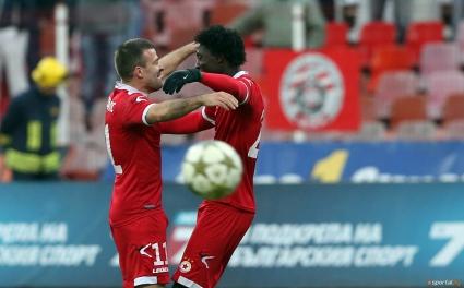 Милисавлевич: Не съм доволен от играта си през първото полувреме