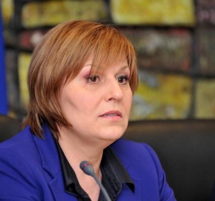 Министър Георгиева: Гришо, не спирай