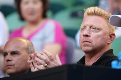 Борис Бекер поздрави треньора на Гришо: Добра работа