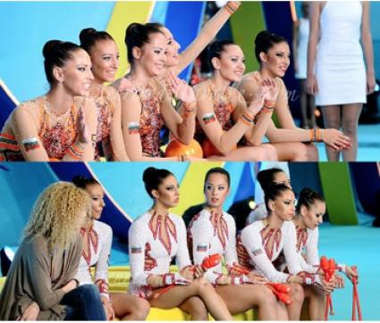 България спечели 4 медала на турнира Гран При в Москва, ансамбълът за жени с 3 отличия