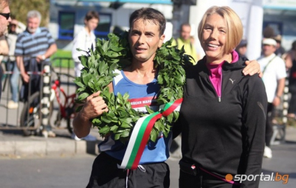 Шабан Мустафа спечели маратона в Анталия