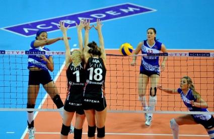Деси Николова и Халкбанк с 15-та загуба в Турция