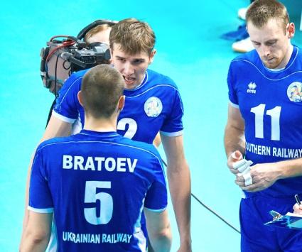 Георги Братоев и Локомотив (Харков) напуснаха Суперлигата на Русия