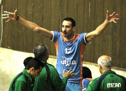 Теодор Богданов на полуфинал в Иран срещу Николай Николов