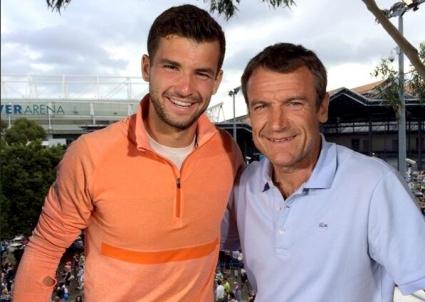 Триковете в тениса с Григор и Матс Виландер (видео)