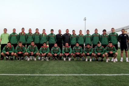Контролата България (U19) - Украйна (U19) започва с час по-рано