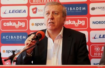 Томов: ЦСКА може да стане като Барса - демокрацията е в акционерството, а не в чичко Паричко