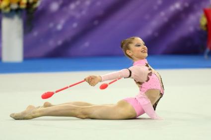 Ерика Зафирова спечели днешното контролно състезание