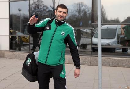 Владислав Стоянов е ОК, ще играе срещу Литекс