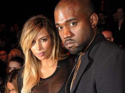Ким и Кание се женят на 24 май