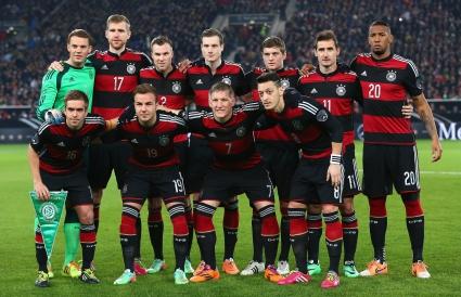Изберете вие състава на Германия за Мондиала