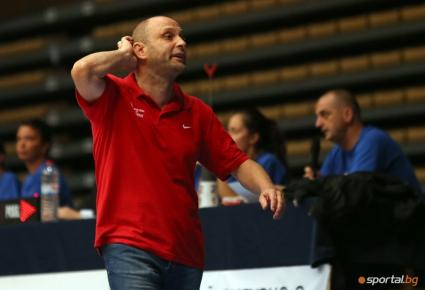 Тити Папазов подаде оставка като национален треньор