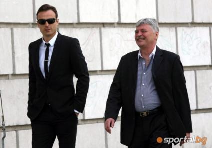 Емил Данчев призна: Бербатов изяви желание да стане акционер в ЦСКА