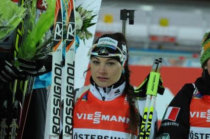 Австрийката Катарина Инерхофер с първа победа за Световната купа