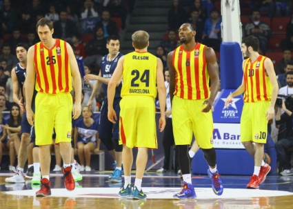 Барселона се класира за плейофите в Евролигата
