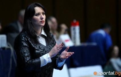Елена Станкова: Показахме истинското си лице в последните две минути