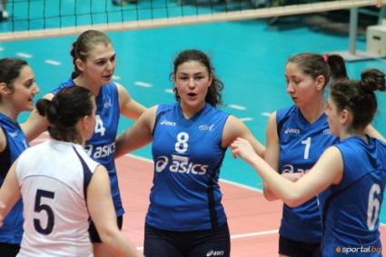 Левски спечели редовния сезон при жените и се класира директно на полуфиналите