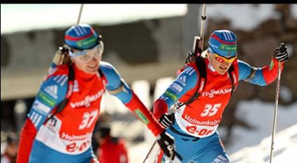 Две руски биатлонистки с положителни проби за допинг