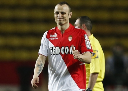Отличен Бербатов донесе победа на Монако (видео)