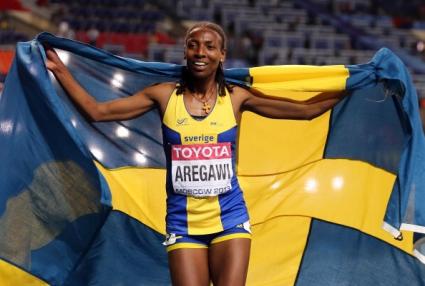 Арегави спечели титлата в бягането на 1500 метра