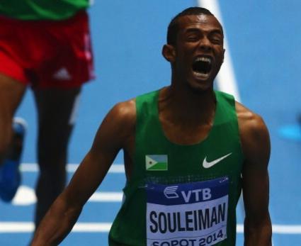 Айанлех Сюлейман триумфира в бягането на 1500 метра