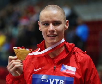 Чех спечели титлата в бягането на 400 метра