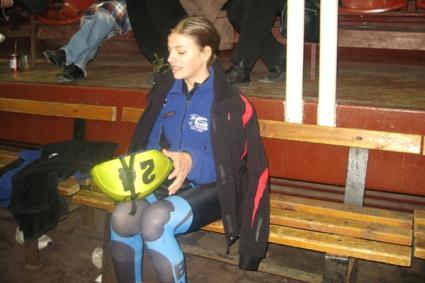 Катрин Маноилова се класира на 15-о място на 1000 метра от световното