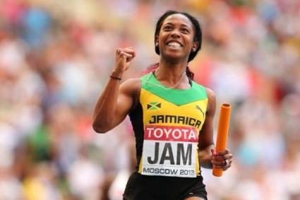 Шанел Прайс триумфира в бягането на 800 метра