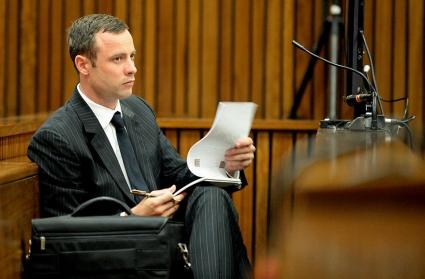 Писториус повърна в съда