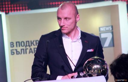 Футболист №1 на България с нов сериозен жест към ЦСКА