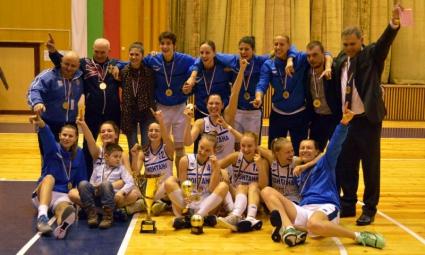 Кметът на Монтана прие носителките на Купата на България