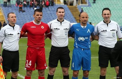Обявиха часовете на ЦСКА - Левски и другите дербита