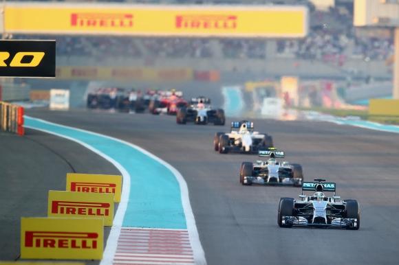 Правилата за сезон 2014 във Формула 1