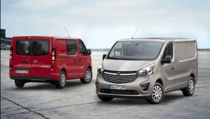 """Opel пуснаха Vivaro и го нарекоха """"офис на колела"""""""