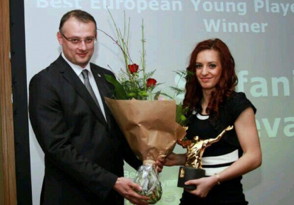 БФБадминтон награди Стефани Стоева и Габриела Стоева
