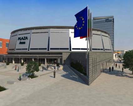 """Арена Русе"" спасява Евроволей 2015"