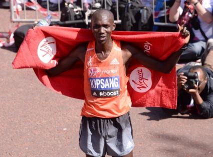 Кипсанг се оплака от пейсмейкърите на маратона в Лондон