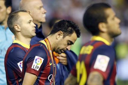 Барселона изравни 11-годишен антирекорд