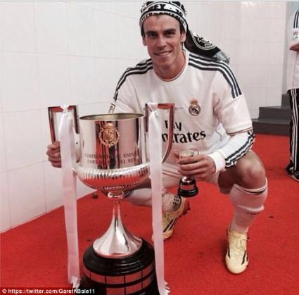 Гарет Бейл: Перфектна вечер, радвам се за първия си трофей с Реал