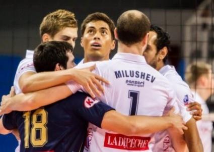 Силен Дани Милушев с 20 точки, Тулуза аут от плейофите във Франция
