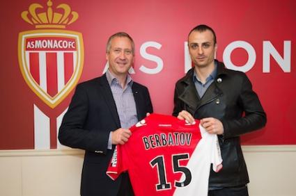 Феновете на Монако искат Бербатов да остане