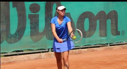 Златанова отпадна на 1/2-финал на двойки в Казахстан