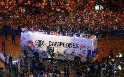 47 пострадали от радост в Мадрид