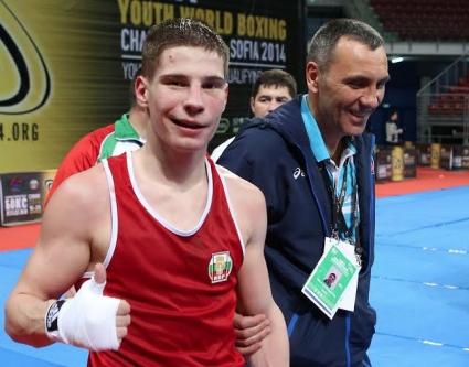Още един българин стигна 1/8-финалите на световното по бокс