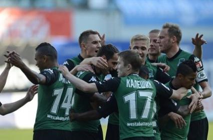 Искан от ЦСКА вгорчи домакинския дебют на Черчесов (видео)