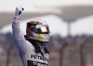 Трета поредна победа за Хамилтън в ГП на Китай